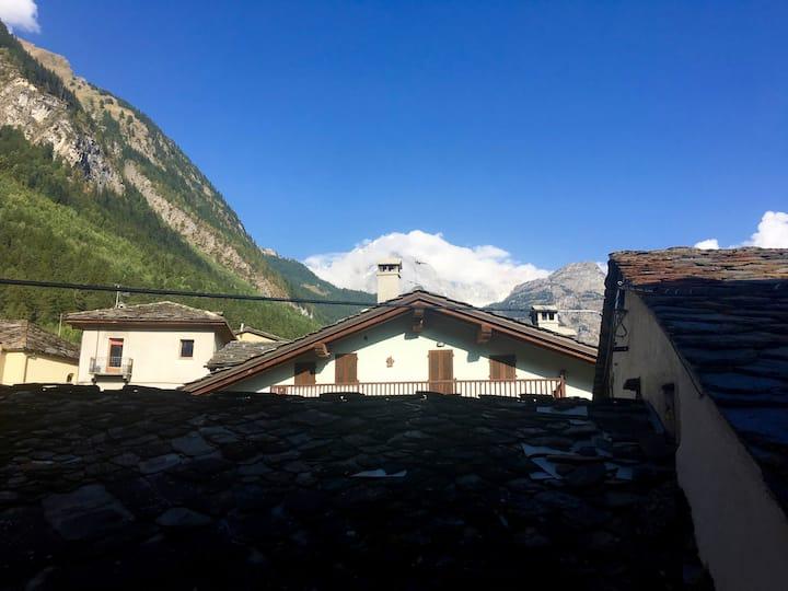 Bilocale in Pré-Saint-didier, Terme
