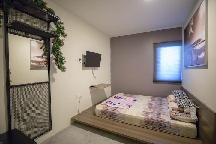 ampang jaya, issac,2bedroom