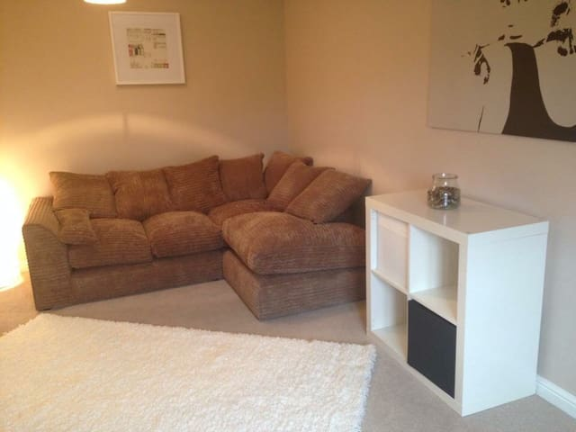 Cosy modern apartment - Bridlington - Daire