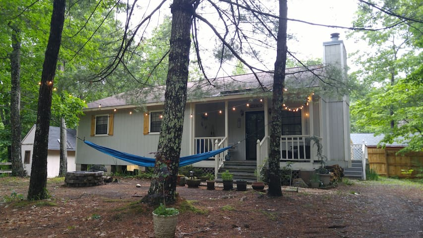 Cottage in the Sky -Smoky Mountains w/lake - Tallassee - Ev