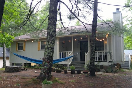 Cottage in the Sky -Smoky Mountains w/lake - Tallassee - Ház