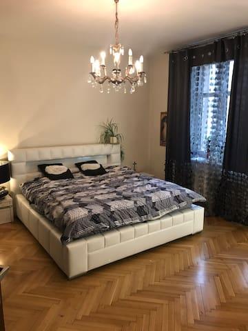 City Centre Centrum Kielce Beautiful Bedroom Suite