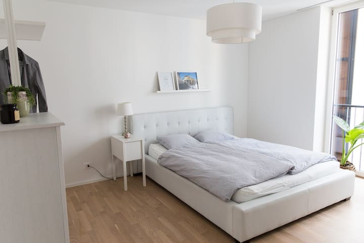 Comfortable & quiet Oasis 22 min from Zürich city - Dietikon - Huoneisto