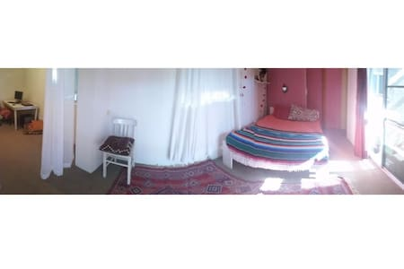 Lush double room with ensuite &pool - Alice Springs - Hus