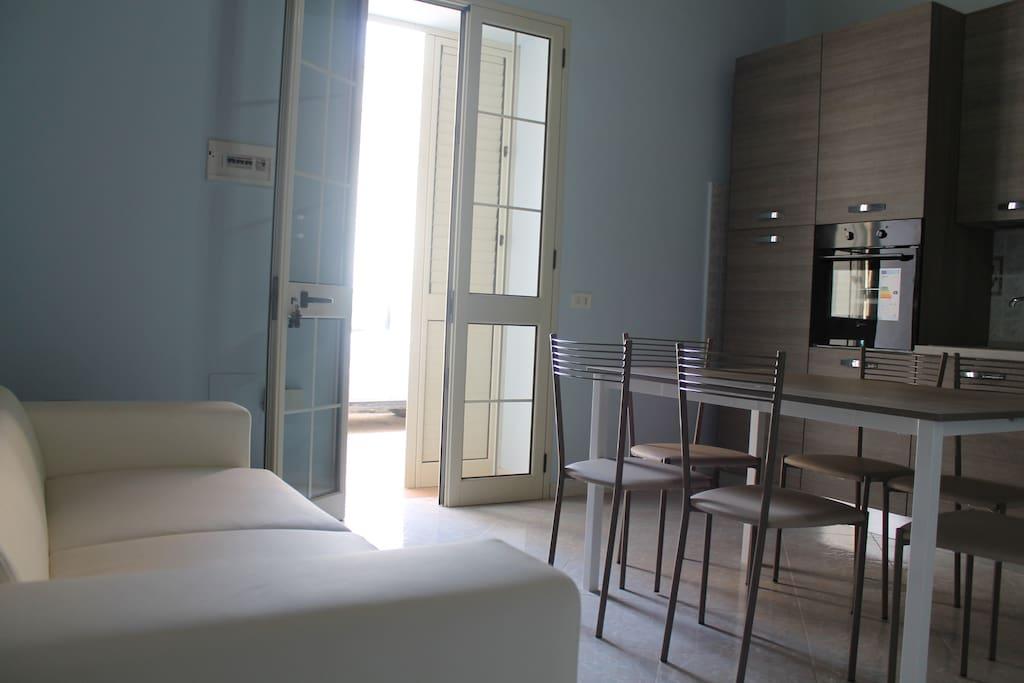 Appartamento lampedusa centro da 2 a 5 persone for Soggiorno lampedusa