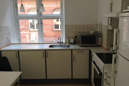 Lejlighed i Odense Centrum lejes ud til Tinderbox - Odense - 公寓