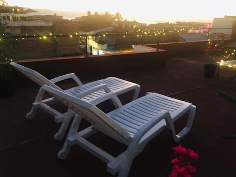 Estudio a 2 Cuadras del Malecón 7
