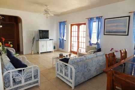 Vacation Home in Caribbean Paradise - Lower South Hill - Leilighet