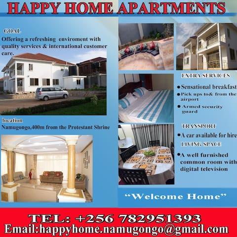 Your Comfortable Home Stay - Kampala - Huoneisto