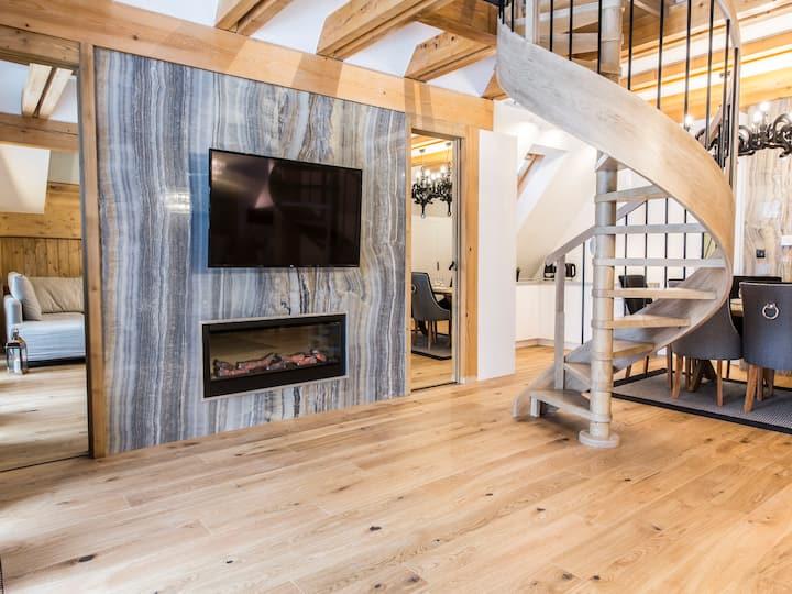 Apartament Mont Blanc Delux