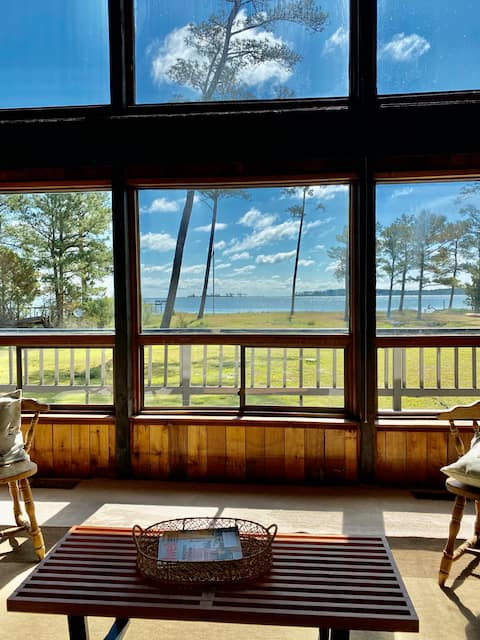 Marepaz: Perfect waterfront house and sunrise view