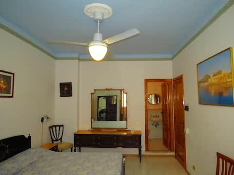 Private singole room