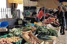 Colares Street Market