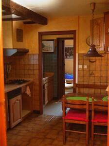 Meublé dans un chalet  à 20 km de Grenoble , - Laffrey - Apartment - 2