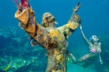 Famous Christ of the Deep