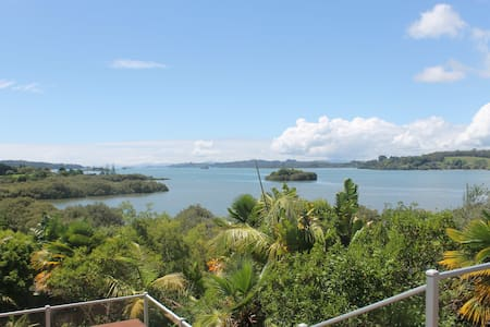 Tranquil waterfront home on outskirts of Kerikeri - Kerikeri