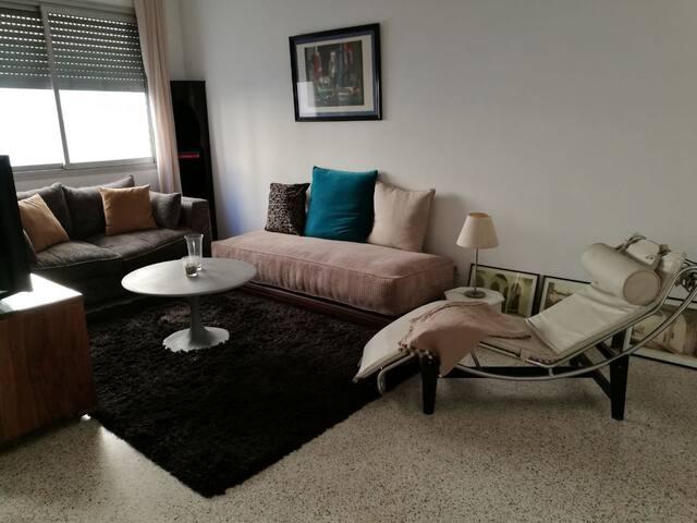 Appartement Moderne 100 m2 - Centre Ville