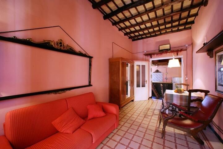Appartamento Bradamante zona porto - Trapani - Lägenhet