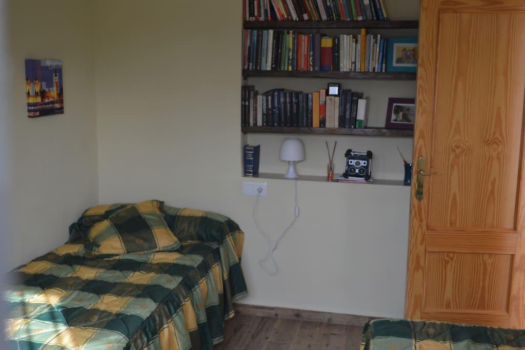 Habitación Libro