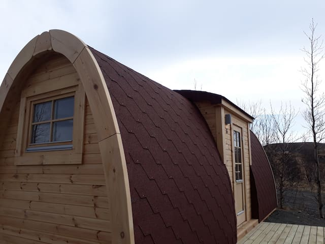 Fossatún Camping Pods - Familly Camping Pods