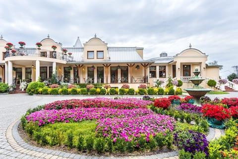 Leśna Perła - Restauracja i Hotel - Twin Room