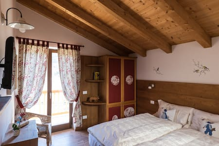 Maso Scricciolo, Room Tina - Vezzano - Inap sarapan