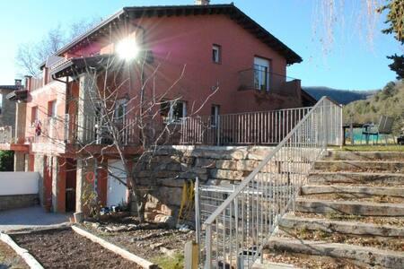 Casa perfecte per disfrutar de l'entorn en família - Collsuspina