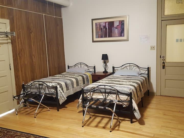 The Bank - short term rentals - room #206