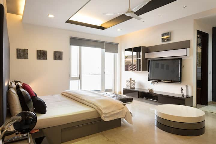 GREEN PARK PENTHOUSE 1 ROOM 2 GUESTS