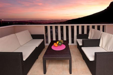 Luxury apartment with great view - Solin