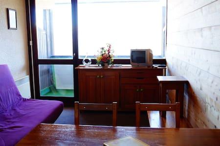 Location Studio proche du tapis des Clapiers - Praloup 1600