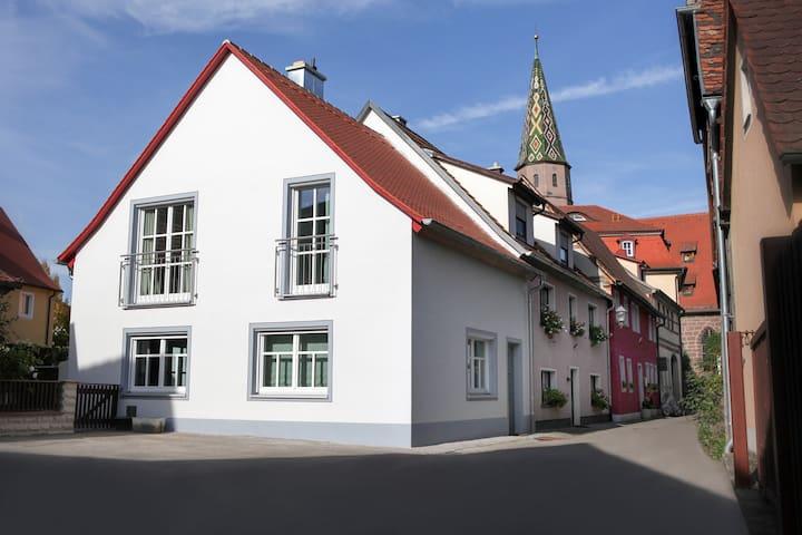 Romantisches Häuschen - Bad Windsheim - Talo