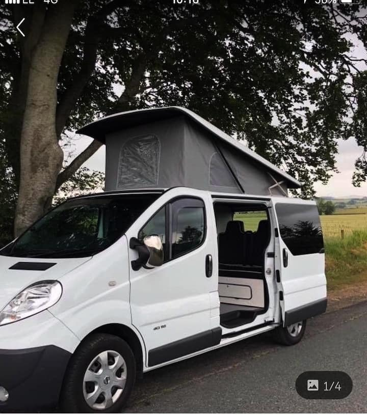 'Bonnie' - Highland Super Luxury Campervan