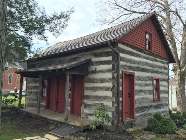 Rustic Retreat for Stagecoach Folk - Loudonville - Blockhütte
