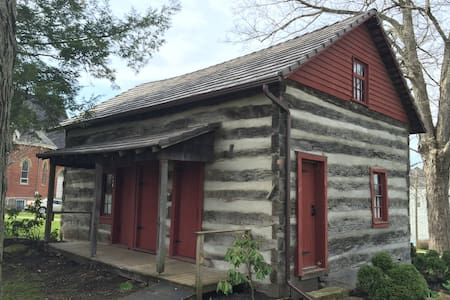 Rustic Retreat for Stagecoach Folk - Loudonville