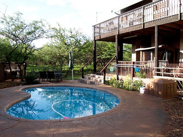 Nyamazame Lodge Marloth Park , home in the Bush