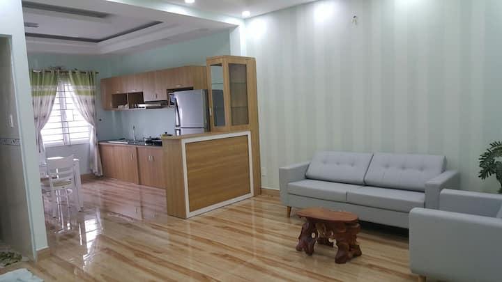 LUXURY STUDIO HOUSE - Floor 01