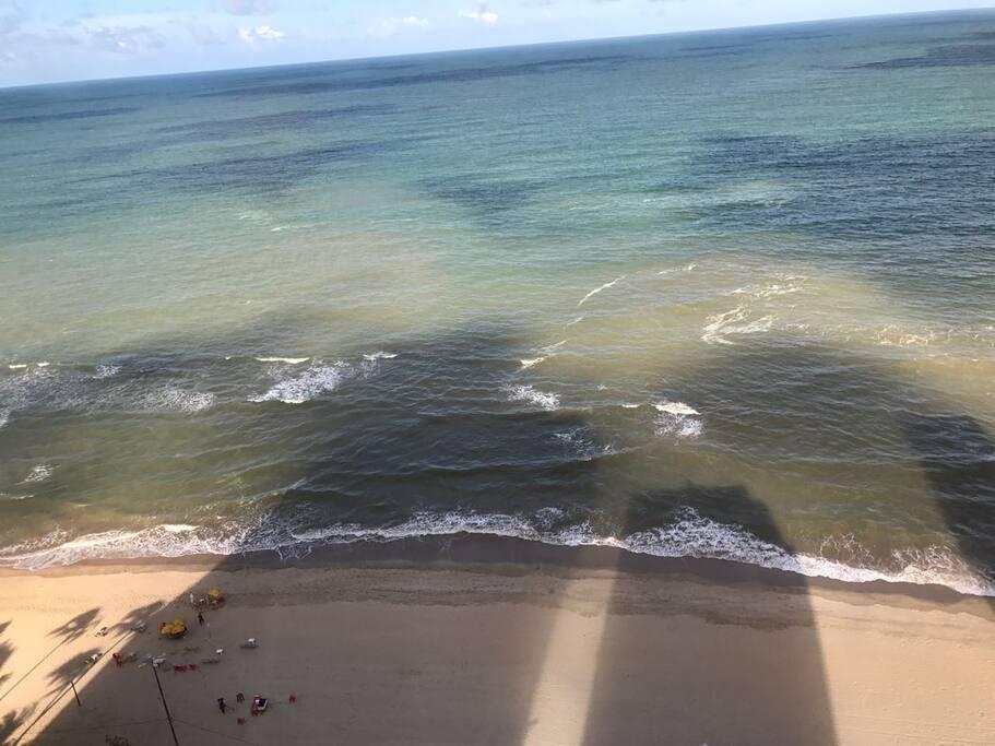 Vista da Beira mar