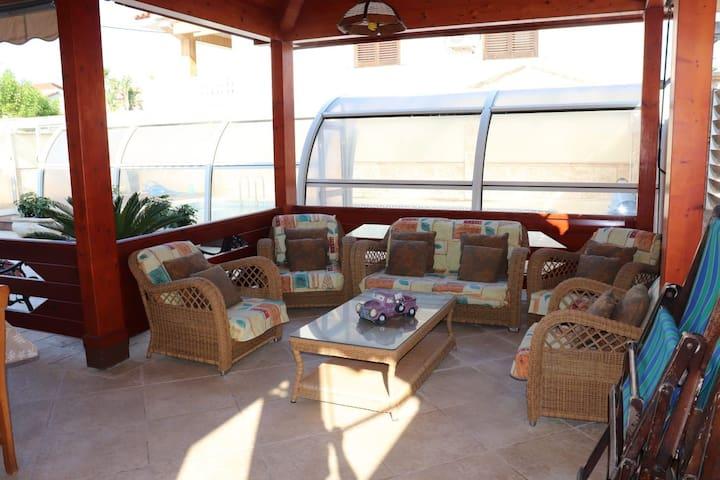 Casa Pepe - Chalet con vistas al mar