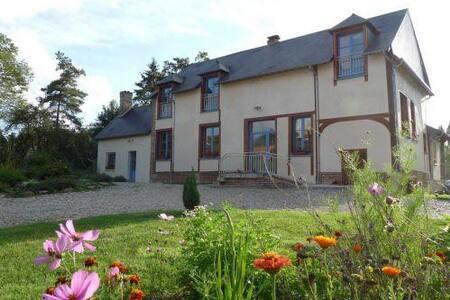Le Moulin aux moines - Croissy-sur-Celle - Domek gościnny