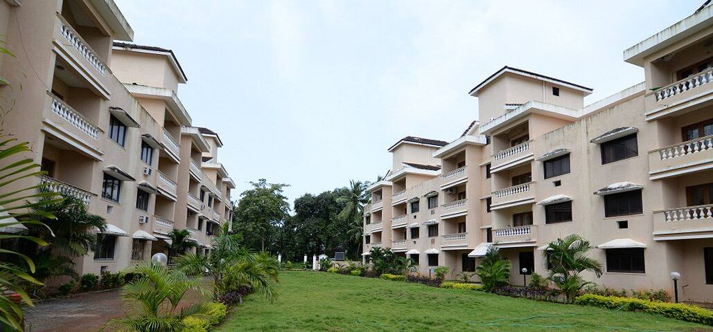 TT Coconut Grove 2 Bedroom Apt 5 - Varca - Apartamento