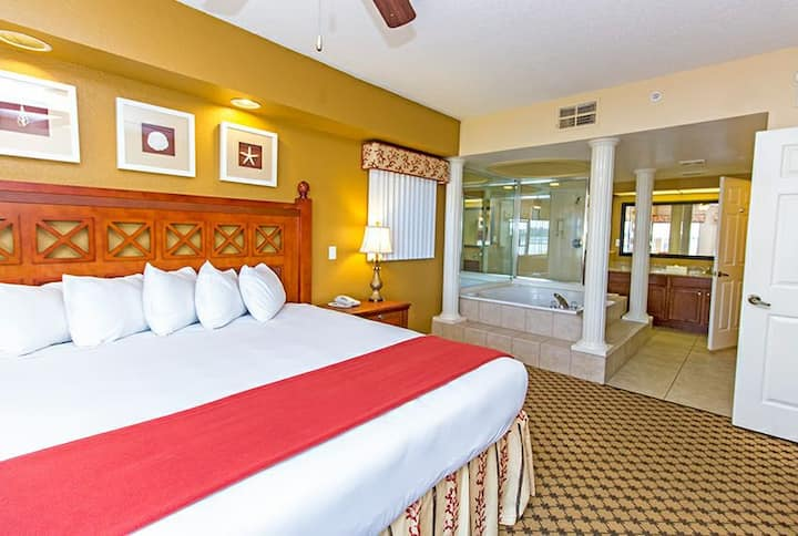 Westgate Lakes Resort 1 bedroom Deluxe Villa