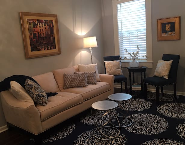 Tranquil Townhome Close to Parris Island