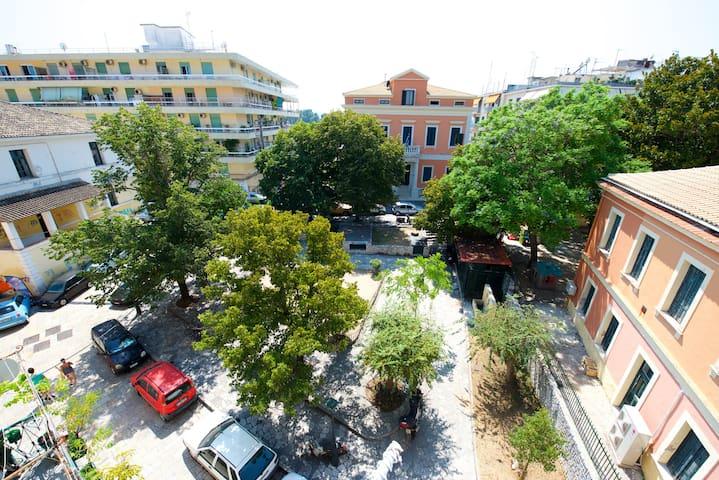Guilford 9 Apartment Corfu Town