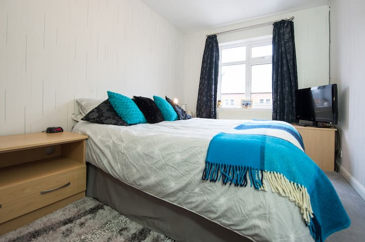 Knighton, double room. - Leicester - Ev