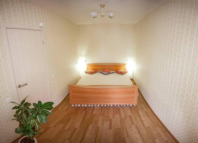 Апартаменты на Пушкина, 12 - Ярославль - Daire