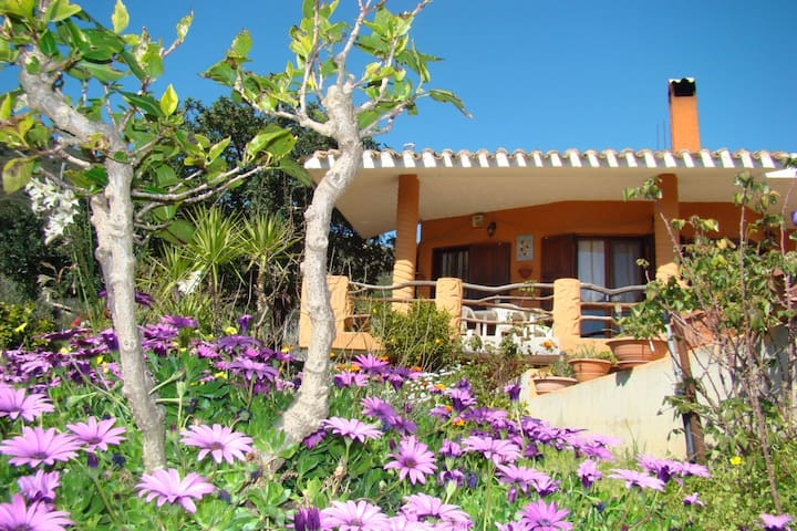 Nice Villa with garden, WIFI,Air Conditionned!