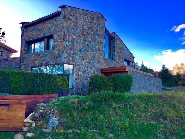 Casa SergiCampelles para 8 personas - Campelles - Huis