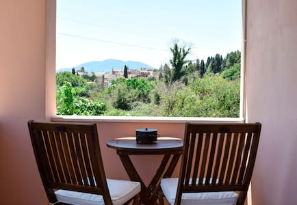 Comfortable apartment close to Corfu Town