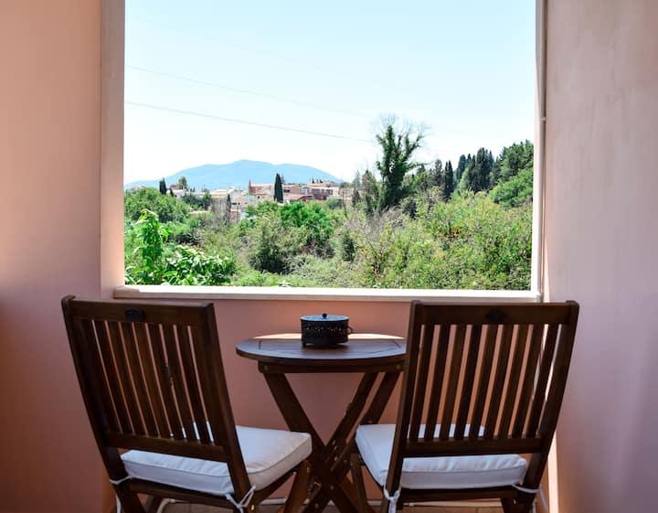 Comfortable apartment close to Corfu Town
